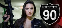 Sitara Hewitt as Ciara in INTERSTATE 90 (Image Credit: Shadow Pictures Media)