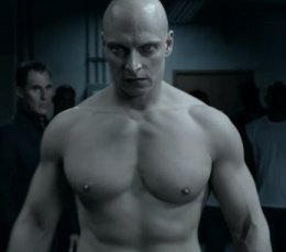 Joseph Gatt as Albino in BANSHEE (Image Credit: Cinemax)