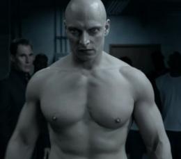 Joseph Gatt as Albino in BANSHEE (Image Credit: Cinemax)