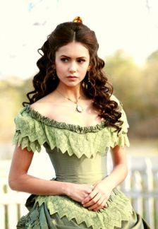 Nina Dobrev as Katherine Pierce in THE VAMPIRE DIARIES (Image Credit: The CW)