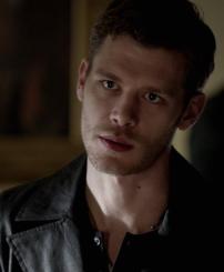Joseph Morgan as Klaus in THE VAMPIRE DIARIES (Image Credit: The CW)