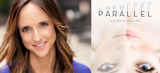 Lauren Miller author