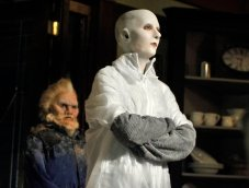 Trenna Keating as Doc Yewll in DEFIANCE (Image Credit: Ben Mark Holzberg/Syfy)