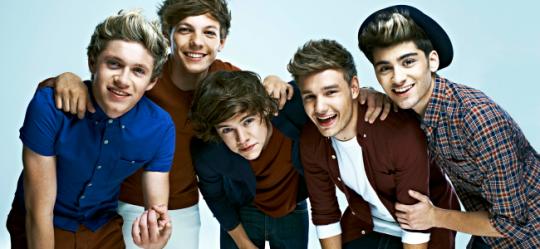 One Direction (Image Credit: John Wright)