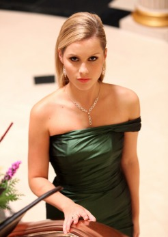 Claire Holt as Renekah in THE VAMPIRE DIARIES (Image Credit: The CW)