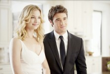 Joshua Bowman as Daniel Grayson and Emily VanCamp as Emily Thorne in REVENGE (Image Credit: ABC)