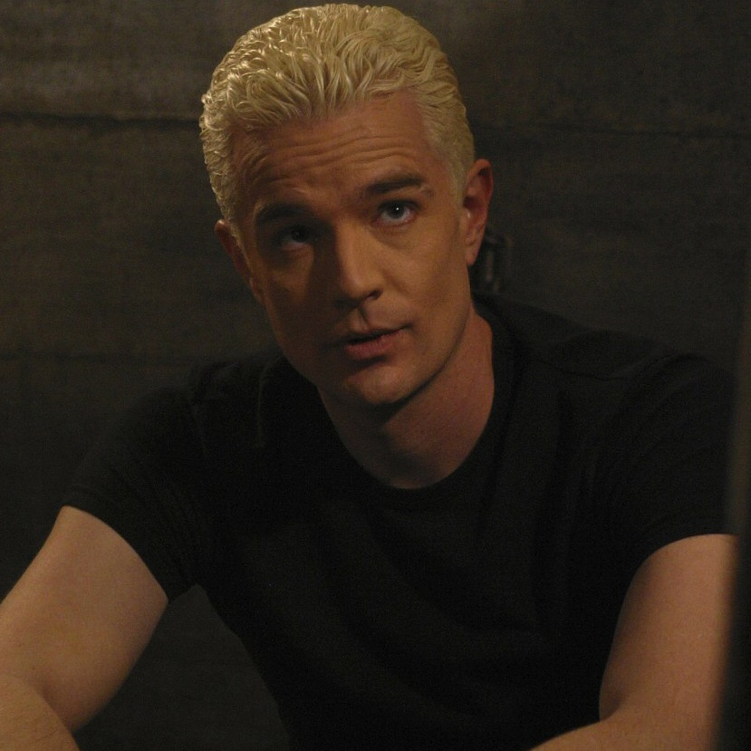 James Marsters as Spike in BUFFY THE VAMPIRE SLAYER (Image Credit: Warner Bros.)