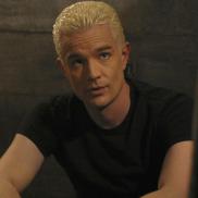 James Marsters as Spike in BUFFY THE VAMPIRE SLAYER (Image Credit: Warner Bros.)