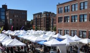 SoWa Market (Image Credit: http://www.sowaopenmarket.com)