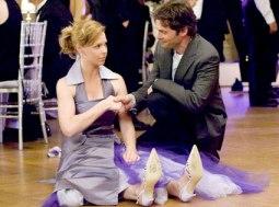 Katherine Heigl and James Marsden in 27 DRESSES (Image Credit: 20th Century Fox)