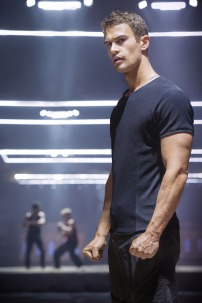 Theo James in DIVERGENT (Image Credit: Jaap Buitendijk / Summit Entertainment)