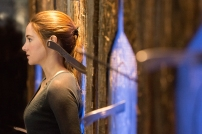 Shailene Woodley in DIVERGENT (Image Credit: Jaap Buitendijk / Summit Entertainment)