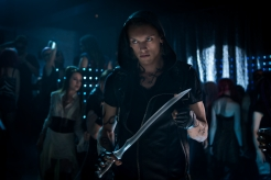 Jamie Campbell Bower as Jace Wayland in THE MORTAL INSTRUMENTS: CITY OF BONES (Image Credit: 2013 Constantin Film International GmbH and Unique Features (TMI) Inc.)