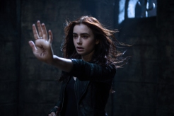 Lily Collins as Clary Fray in THE MORTAL INSTRUMENTS: CITY OF BONES (Image Credit: 2013 Constantin Film International GmbH and Unique Features (TMI) Inc.)