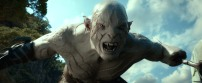 The character Azog in THE HOBBIT: THE DESOLATION OF SMAUG (Image Credit: Warner Bros)