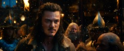 Luke Evans as Bard in THE HOBBIT: THE DESOLATION OF SMAUG (Image Credit: Warner Bros)