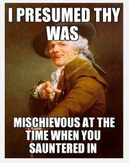 Joseph Ducreux Memes (Image Credit: Knowmemes.com)