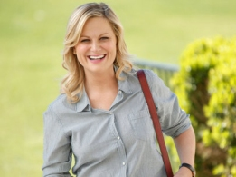 Amy Poehler as Leslie Knope in PARKS AND RECREATION (Image Credit: Tyler Golden / NBC)