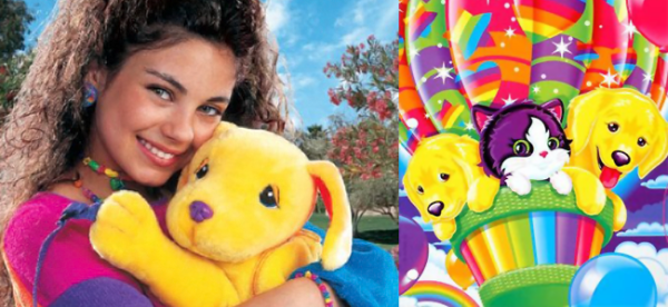 Lisa frank announces on instagram the release of her adult for Www frank
