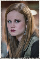 Mackenzie Lintz as Norrie Calvert-Hill in UNDER THE DOME (Image Credit: CBS)
