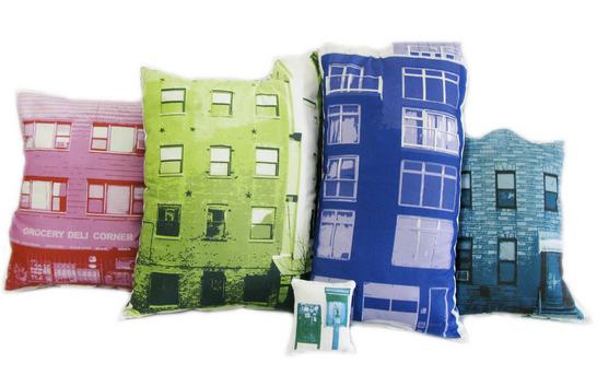 Williamsburg Pillow Case Set from Build Your Block (Image Ctedit: http://buildyourblock.bigcartel.com)