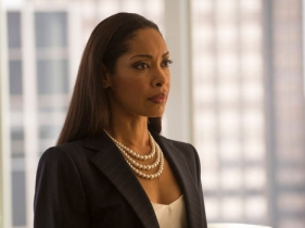 Gina Torres as Jessica Pearson in SUITS (Image Credit: Christos Kalohoridis / USA Network)