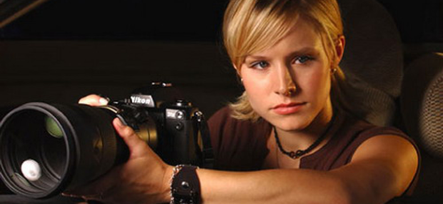 Kristen Bell as Veronica Mars in VERONICA MARS (Image Credit: Warner Bros.)