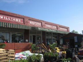William Brothers General Store (Image Credit: William Brothers Grocery)
