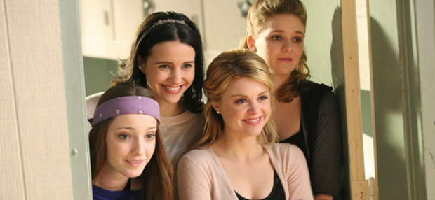BUNHEADS (Image Credit: Adam Taylor / ABC Family)