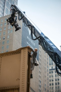 Shailene Woodley as Tris Prior in DIVERGENT (Image Credit: Jaap Buitendijk / Summit Entertainment)