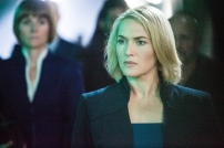 Kate Winslet as Jeanine Matthews in DIVERGENT (Image Credit: Jaap Buitendijk / Summit Entertainment)