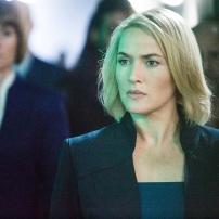 Kate Winslet as Jeanine Matthews in DIVERGENT (Image Credit: Jaap Buitendijk / Summit Entertainment)