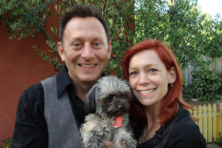 Photo of Carrie Preston & her Dog Chumley