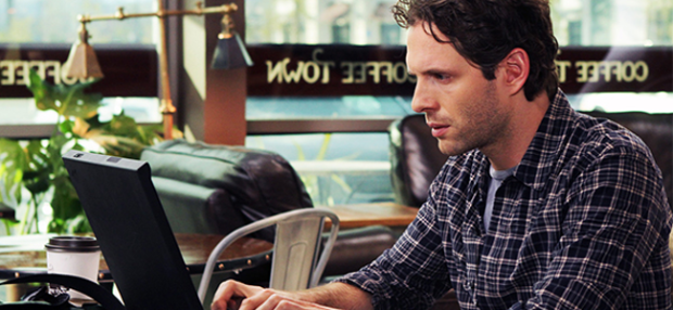 Glenn Howerton in COFFEE TOWN (Image Credit: CollegeHumor)