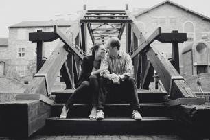 Couple (Image Credit: John Hope)