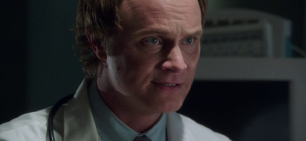 David Anders as Dr Whale in ONCE UPON A TIME (Image Credit: ABC)