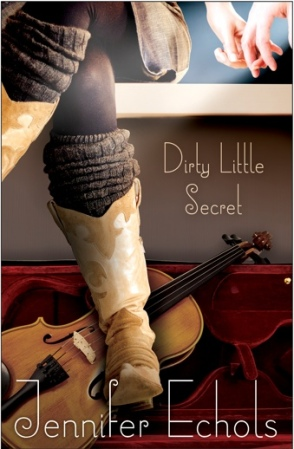 Dirty Little Secret (Image Credit: Jennifer Echols)