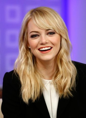 Emma Stone on NBC's TODAY (Image Peter Kramer / NBC)