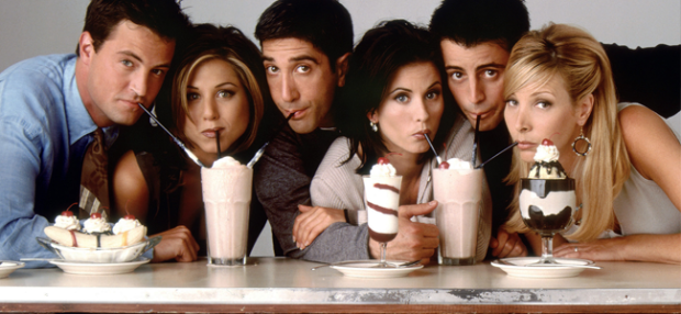 The Cast of FRIENDS (Image Credit: Warner Bros.)