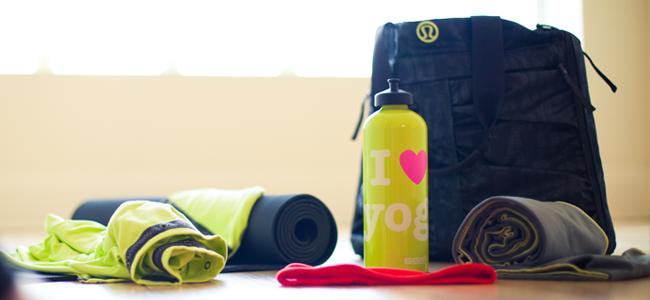 Gym Bag (Image Credit: Lululemon)