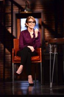 Tina Fey on INSIDE THE ACTORS STUDIO (Photo by: Anthony Behar/Bravo)