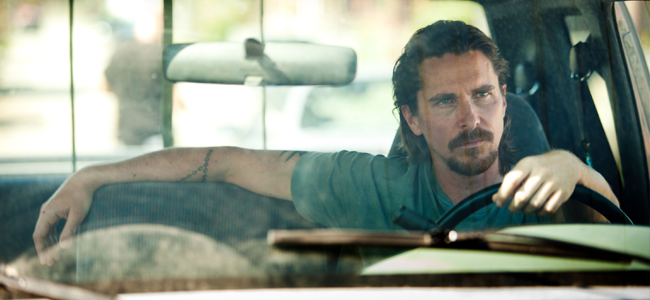 Christian Bale in OUT OF THE FURNACE (Image Credit: Relativity Media)