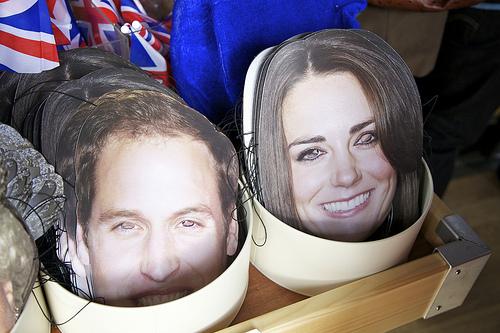 Royal Faces (Image Credit: Aurelien Guichard)