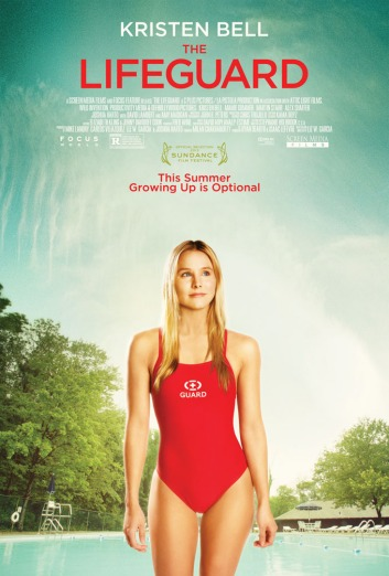 Kristen Bell in THE LIFEGUARD (Image Credit: Focus World)