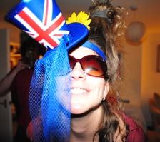 Union Jack Hat (Image Credit: Edward Simpson)