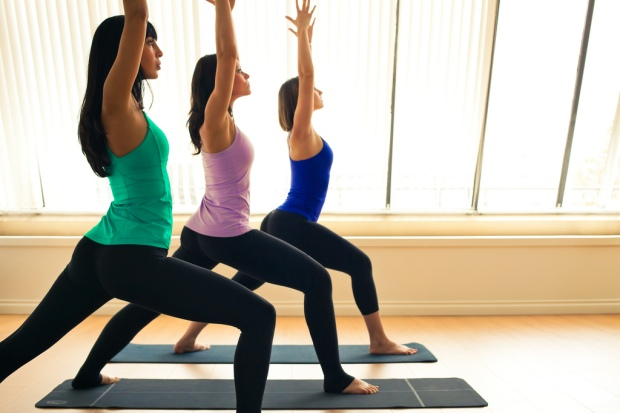 Yoga (Image Credit: Lululemon Athletica)
