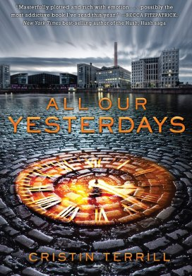 All Our Yesterdays (Image Credit: Cristin Terrill)