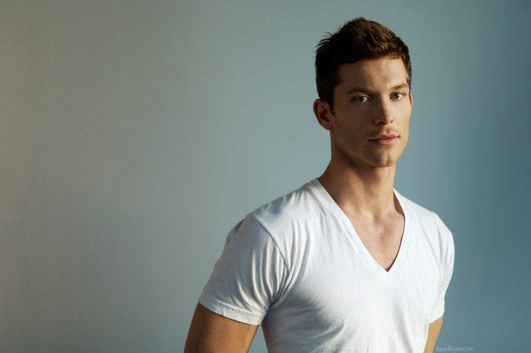 Chad Connell (Image Credit: David Leyes)