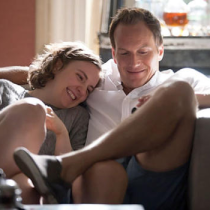 Lena Dunham as Hannah and Patrick Wilson as The Doctor in GIRLS (Image Credit: HBO)