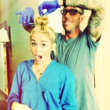 Miley Cyrus (Image Credit: Miley Cyrus' Twitter)